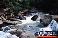 Babinda Boulders Rapids . . . CLICK TO ENLARGE