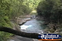 Babinda Boulders Gorge Waterway . . . CLICK TO ENLARGE