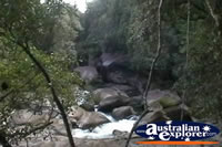Babinda Boulders Gorge Lookout . . . CLICK TO ENLARGE