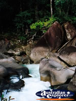 Babinda Boulders . . . CLICK TO ENLARGE