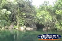 Babinda Boulders Swimming Hole . . . CLICK TO ENLARGE