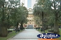 Brisbane Anzac Square Pathway . . . CLICK TO ENLARGE