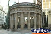 Brisbane Anzac Square Shrine of Remembrance . . . CLICK TO ENLARGE