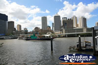 Brisbane River and City . . . CLICK TO ENLARGE