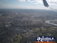 View from the Sky Of Brisbane . . . CLICK TO ENLARGE
