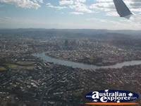 Brisbane from the Sky . . . CLICK TO ENLARGE