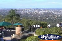 Brisbane View from Mt Coot Tha Lookout . . . CLICK TO ENLARGE