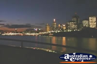 City Lights of Brisbane at Night . . . CLICK TO ENLARGE