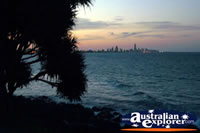 Burleigh Heads Beach at Night . . . CLICK TO ENLARGE