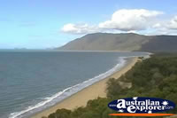 View of the Beach from Cairns Rex Lookout . . . CLICK TO ENLARGE
