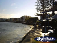 Caloundra - Along Boardwalk . . . CLICK TO ENLARGE