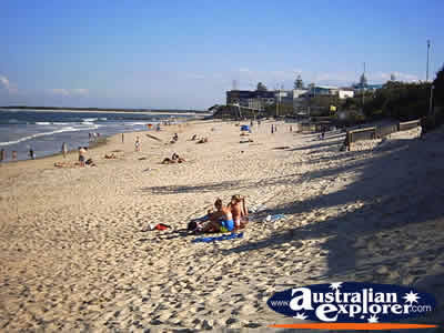 Sunny Day at Kings Beach in Caloundra . . . VIEW ALL CALOUNDRA PHOTOGRAPHS