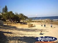 Kings Beach in Caloundra . . . CLICK TO ENLARGE