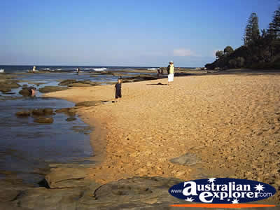 Caloundra Shelley Beach . . . VIEW ALL CALOUNDRA PHOTOGRAPHS