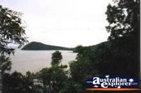 View over water from Cape Tribulation . . . CLICK TO ENLARGE