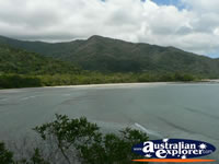 Beautiful Coastline in Cape Tribulation . . . CLICK TO ENLARGE