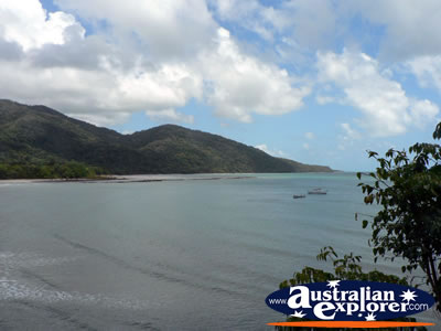 Coastline in Cape Tribulation . . . VIEW ALL CAPE TRIBULATION PHOTOGRAPHS