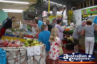 Food Stalls at the Carrara Market - Gold Coast . . . CLICK TO ENLARGE