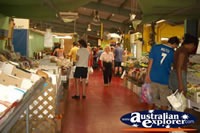 Inside the Carrara Markets - Gold Coast . . . CLICK TO ENLARGE