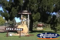 Charters Towers Apex Park . . . CLICK TO ENLARGE