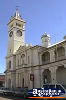 Post Office in Charters Towers . . . CLICK TO ENLARGE