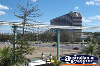 Conrad Jupiters Casino and Monorail . . . CLICK TO ENLARGE