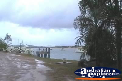 Cooktown Harbour . . . CLICK TO VIEW ALL COOKTOWN (HARBOUR) POSTCARDS
