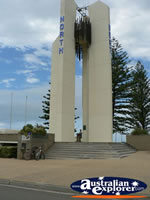 Monument at Coolangatta . . . CLICK TO ENLARGE
