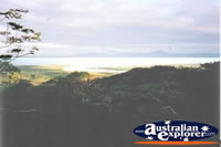 View From Daintree Alexandra Range Lookout . . . CLICK TO ENLARGE