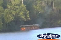 Daintree River Crocodile Train . . . CLICK TO ENLARGE