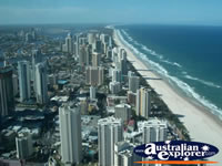View of Gold Coast from Q1 . . . CLICK TO ENLARGE