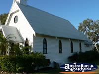 Closeup of Chapel on Hamilton Island . . . CLICK TO ENLARGE