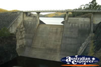 QLD's Hinze Dam . . . CLICK TO ENLARGE