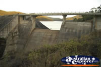 Queensland's Hinze Dam . . . CLICK TO ENLARGE