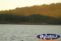 Hinze Dam - Gold Coast Hinterland View . . . CLICK TO ENLARGE