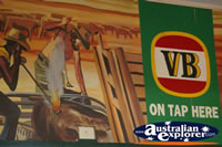 Victoria Beer Poster . . . CLICK TO ENLARGE