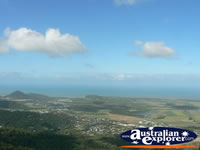 Views over the Town of Kuranda . . . CLICK TO ENLARGE