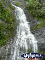 Kuranda Waterfall . . . CLICK TO ENLARGE