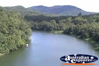 View of Water from Kuranda Skyrail . . . CLICK TO ENLARGE