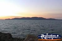 Magnetic Island at Sunset . . . CLICK TO ENLARGE