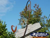 Sculpture in a Maleny Park . . . CLICK TO ENLARGE