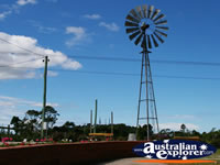 Maleny Winery Windmill . . . CLICK TO ENLARGE