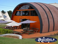 Funky Winery in Maleny . . . CLICK TO ENLARGE