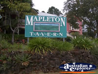 Mapleton Tavern . . . CLICK TO ENLARGE