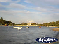 Maroochy River . . . CLICK TO ENLARGE