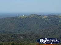 View over Montville from Lookout . . . CLICK TO ENLARGE