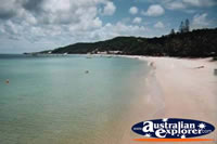 View of Moreton Island . . . CLICK TO ENLARGE