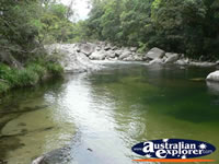 Mossman Gorge Waterway . . . CLICK TO ENLARGE