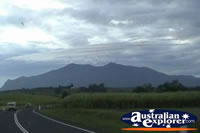 Scenic View of Mt Bartle Frere . . . CLICK TO ENLARGE