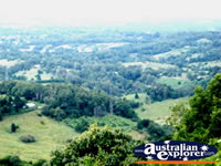 View From Nambour Dulong Lookout . . . CLICK TO ENLARGE